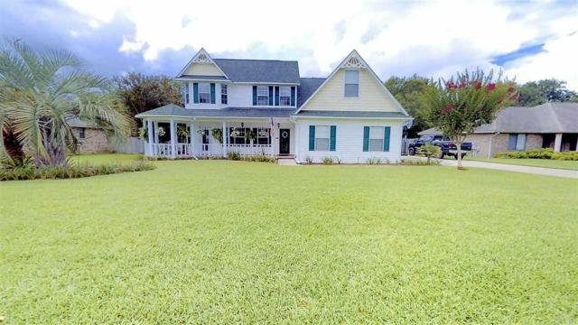 825 Copper Ridge Dr, Cantonment, FL 32533 (MLS #538805) :: Levin Rinke Realty