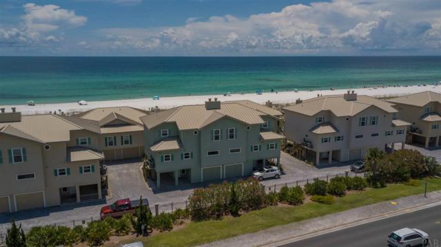1299 Ft Pickens Rd #5, Pensacola Beach, FL 32561 (MLS #539362) :: Levin Rinke Realty