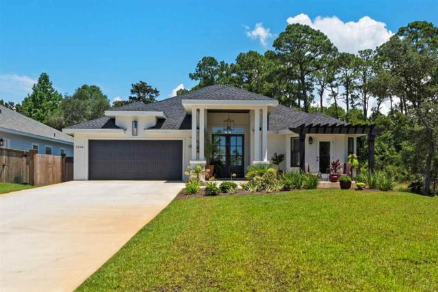 5264 Soundside Dr, Gulf Breeze, FL 32563 (MLS #539464) :: Levin Rinke Realty