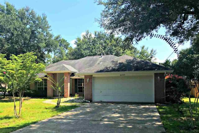 6043 Mayberry Ln, Milton, FL 32530 (MLS #539698) :: ResortQuest Real Estate