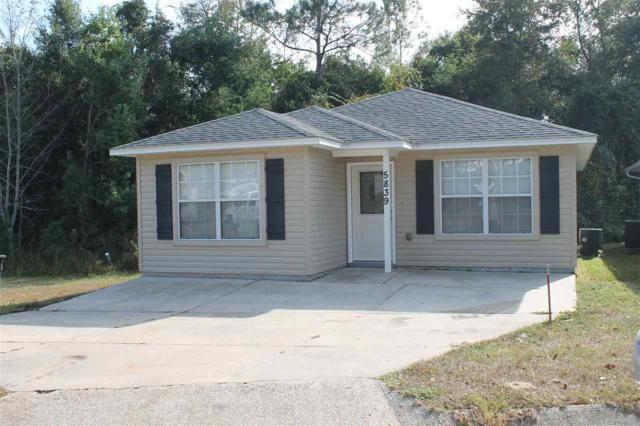 5839 Creek Station Dr, Pensacola, FL 32504 (MLS #539715) :: ResortQuest Real Estate