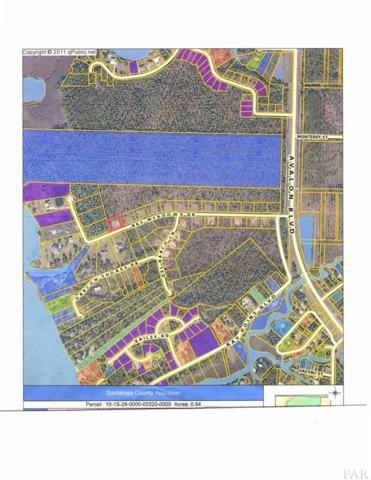 Lot 13 Block A Bay Meadow Dr, Milton, FL 32583 (MLS #540077) :: Connell & Company Realty, Inc.