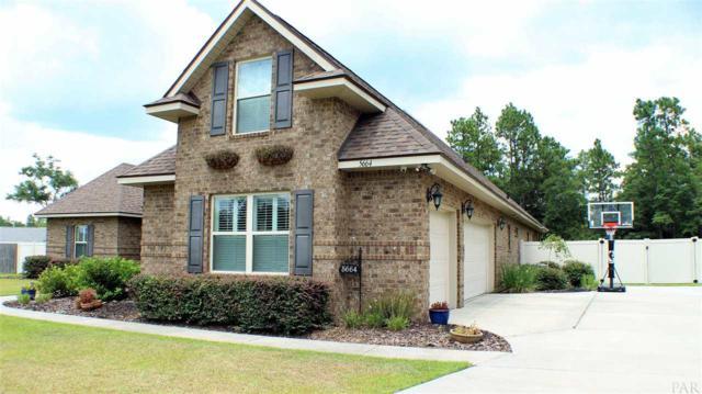 5664 Heatherton Rd, Milton, FL 32570 (MLS #540117) :: ResortQuest Real Estate