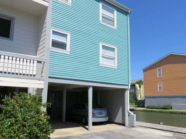 1625 Bulevar Mayor F-10, Pensacola Beach, FL 32561 (MLS #541175) :: ResortQuest Real Estate