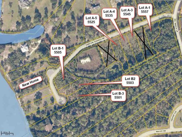 5505 Garcon Shores Dr, Milton, FL 32583 (MLS #541623) :: ResortQuest Real Estate