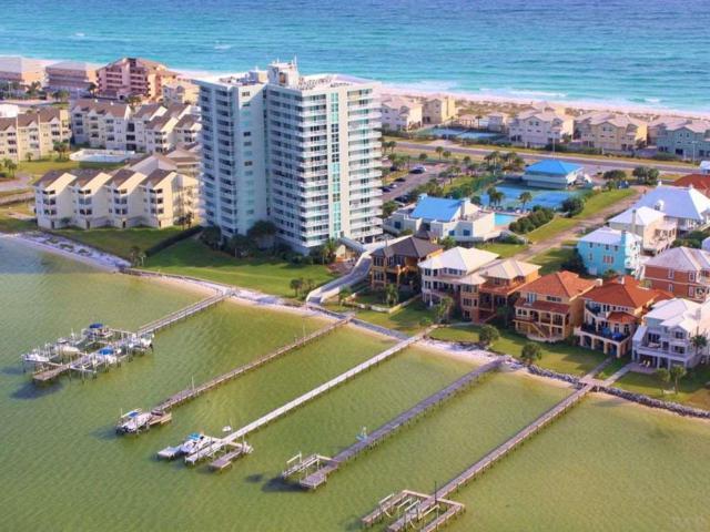 1200 Ft Pickens Rd 4F, Pensacola Beach, FL 32561 (MLS #542141) :: ResortQuest Real Estate