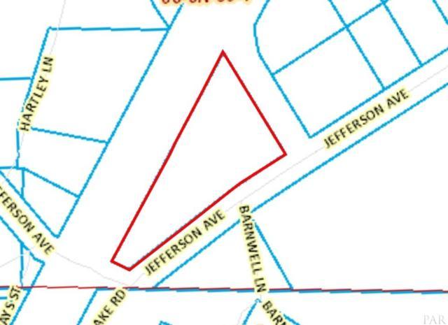 7011 Jefferson St, Century, FL 32535 (MLS #542494) :: Levin Rinke Realty