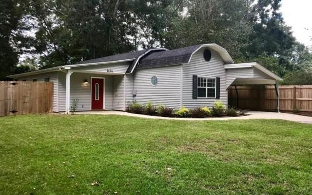 1474 Pine Lane Dr, Cantonment, FL 32533 (MLS #542549) :: Levin Rinke Realty