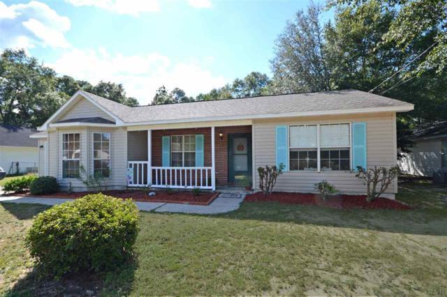 6036 Savannah Dr, Milton, FL 32570 (MLS #542700) :: ResortQuest Real Estate