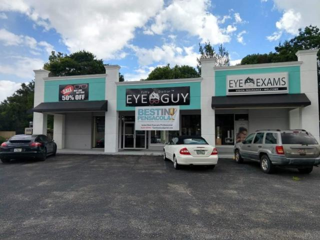 6604 N Davis Hwy, Pensacola, FL 32504 (MLS #542752) :: ResortQuest Real Estate