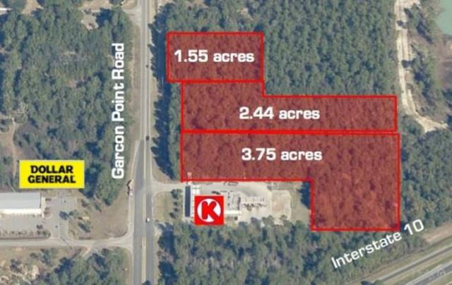 Garcon Point Rd, Milton, FL 32583 (MLS #542978) :: Levin Rinke Realty