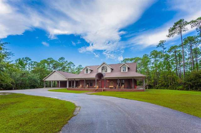 6850 Gordon Evans Rd, Navarre, FL 32566 (MLS #543252) :: Berkshire Hathaway HomeServices PenFed Realty