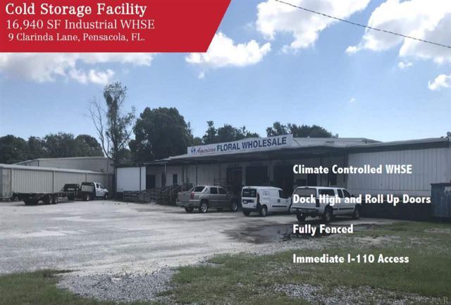 9 Clarinda Ln, Pensacola, FL 32505 (MLS #543311) :: ResortQuest Real Estate