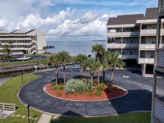 1150 Ft Pickens Rd F7, Pensacola Beach, FL 32561 (MLS #543384) :: ResortQuest Real Estate