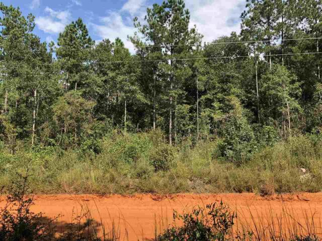 Lot J Gin Rd, Pace, FL 32571 (MLS #543595) :: Levin Rinke Realty