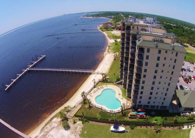 10335 Gulf Beach Hwy #705, Pensacola, FL 32507 (MLS #543814) :: ResortQuest Real Estate