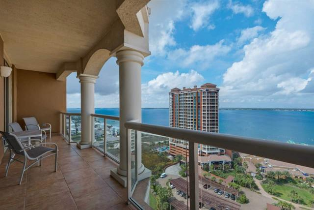 1 Portofino Dr #1706, Pensacola Beach, FL 32561 (MLS #543861) :: ResortQuest Real Estate