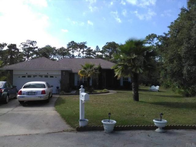 5613 North Shore Way, Pensacola, FL 32507 (MLS #544058) :: Levin Rinke Realty