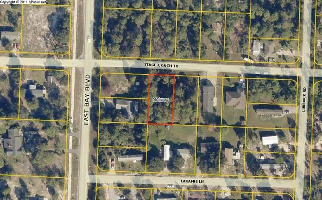 5361 Stagecoach Trl, Gulf Breeze, FL 32563 (MLS #544059) :: Levin Rinke Realty