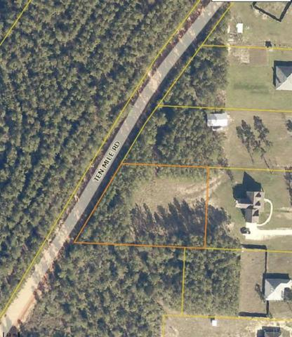 0000 Ten Mile Rd, Pace, FL 32571 (MLS #544093) :: ResortQuest Real Estate