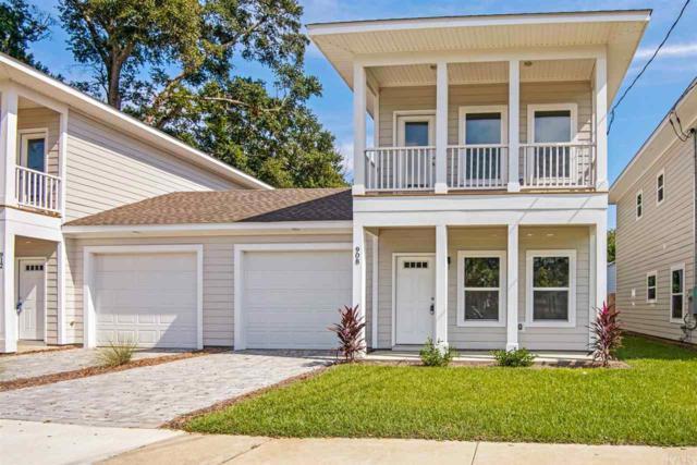 908 N 8TH AVE, Pensacola, FL 32501 (MLS #544237) :: Levin Rinke Realty