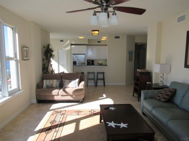 8501 Gulf Blvd 13F, Navarre Beach, FL 32566 (MLS #544501) :: Levin Rinke Realty