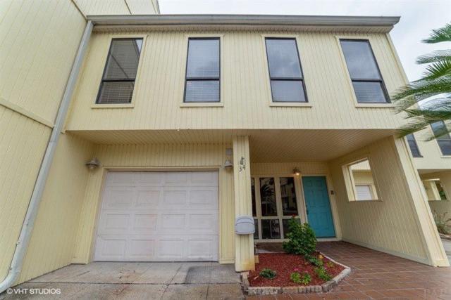 8520 Gulf Blvd #34, Navarre Beach, FL 32530 (MLS #544924) :: Levin Rinke Realty
