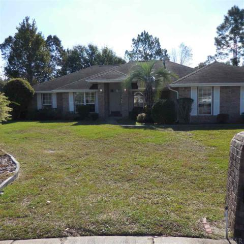 6001 Firefly Dr, Pensacola, FL 32507 (MLS #545244) :: ResortQuest Real Estate