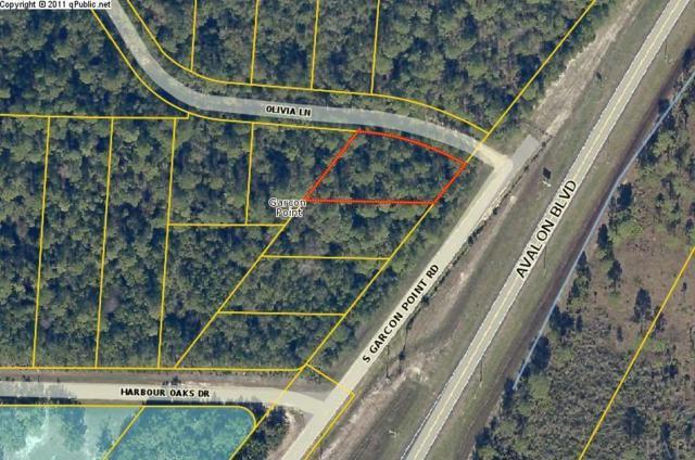 LOT 4 BLK B AS S Garcon Point Rd, Milton, FL 32570 (MLS #545295) :: Levin Rinke Realty