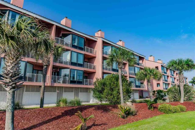 1390 Ft Pickens Rd #120, Pensacola Beach, FL 32561 (MLS #545555) :: ResortQuest Real Estate