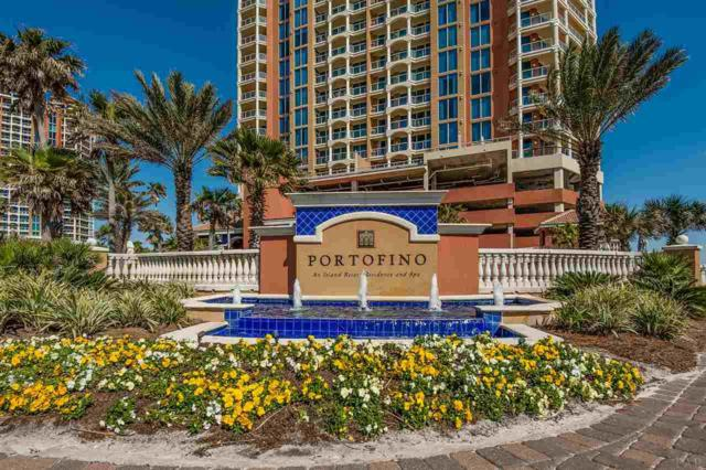 1 Portofino Dr #1802, Pensacola Beach, FL 32561 (MLS #545798) :: ResortQuest Real Estate