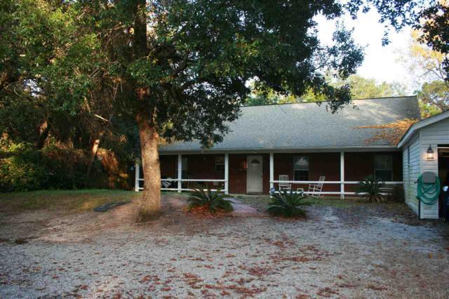 1872 Abercrombie Rd, Gulf Breeze, FL 32563 (MLS #546156) :: Levin Rinke Realty