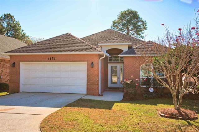 4151 Oak Pointe Dr, Gulf Breeze, FL 32563 (MLS #546266) :: Levin Rinke Realty