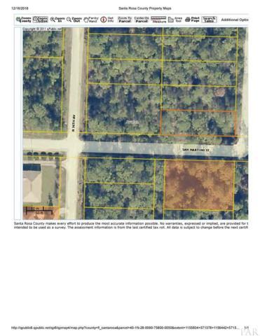 LOT 5 BLK 758 San Martino St, Milton, FL 32583 (MLS #546683) :: Levin Rinke Realty
