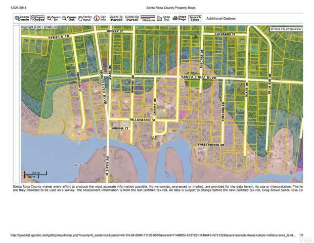 lots1-23BLK711 Santa Cruz Blvd, Milton, FL 32583 (MLS #546687) :: Levin Rinke Realty
