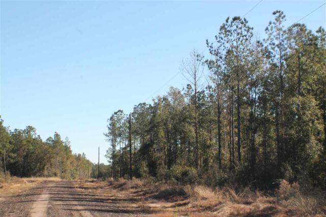Lot 12 Forest Hills Dr, Milton, FL 32570 (MLS #546735) :: Coldwell Banker Coastal Realty