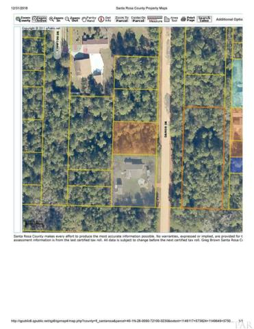 Lot23-34 BLK721 Damon Dr, Milton, FL 32583 (MLS #547319) :: ResortQuest Real Estate