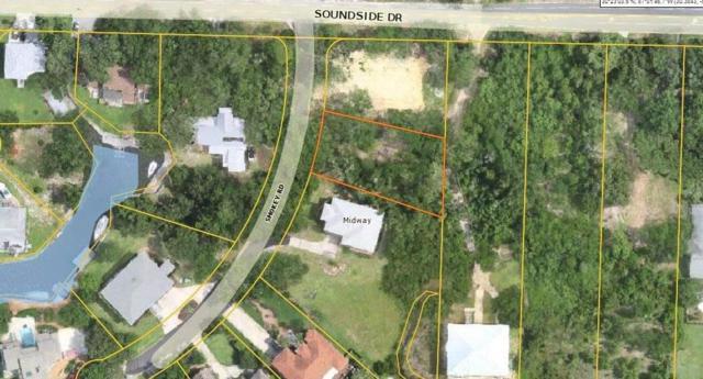 Lot 165 Smokey Rd, Gulf Breeze, FL 32563 (MLS #547549) :: Levin Rinke Realty