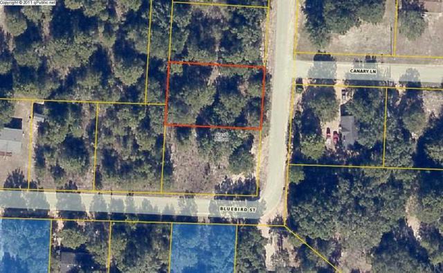 LOT36 Bluebird St, Milton, FL 32583 (MLS #547579) :: ResortQuest Real Estate