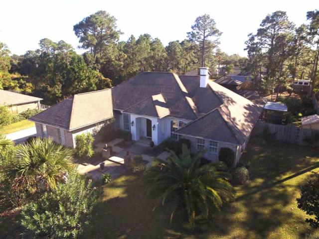 3189 Duke Dr, Gulf Breeze, FL 32563 (MLS #547661) :: ResortQuest Real Estate