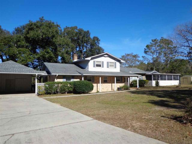 5448 Whisper Ln, Milton, FL 32570 (MLS #547862) :: ResortQuest Real Estate