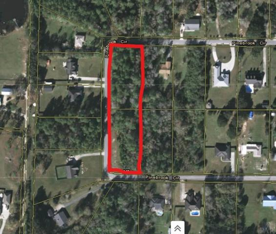 701 Pinebrook Cir, Cantonment, FL 32533 (MLS #548526) :: Levin Rinke Realty