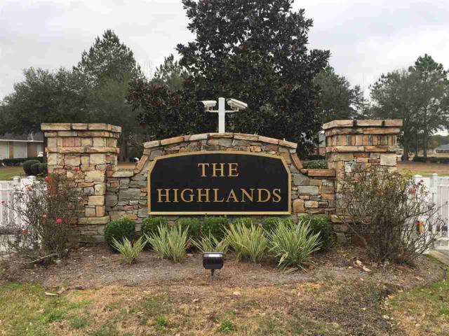 LOT 13 BLK H Highland Lake Dr, Milton, FL 32583 (MLS #548559) :: ResortQuest Real Estate