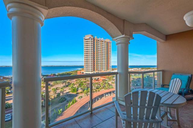 1 Portofino Dr #805, Pensacola Beach, FL 32561 (MLS #548699) :: ResortQuest Real Estate