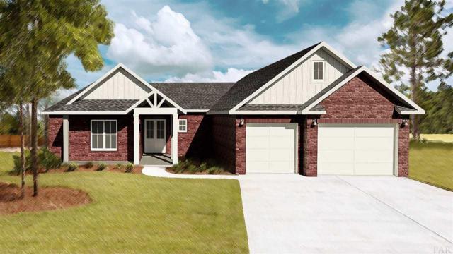 4927 Red Oak Dr, Milton, FL 32583 (MLS #548852) :: Levin Rinke Realty