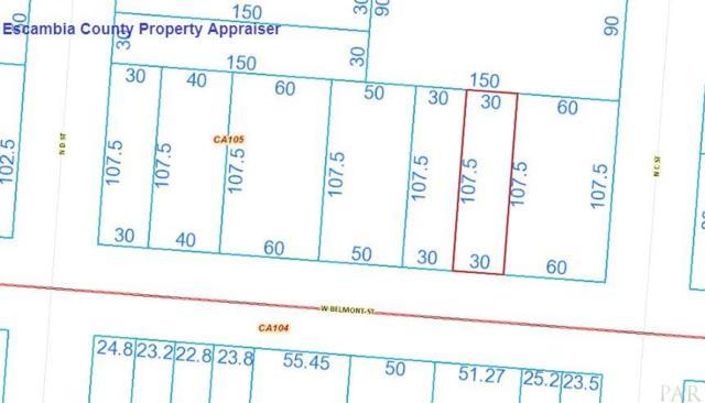 900 W Belmont St, Pensacola, FL 32501 (MLS #548888) :: Levin Rinke Realty