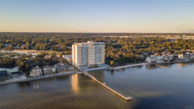 825 Bayshore Dr #1103, Pensacola, FL 32507 (MLS #549230) :: ResortQuest Real Estate