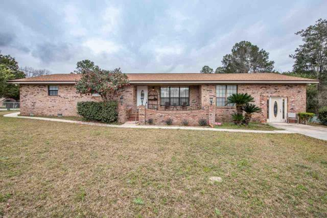 1300 Williams Ditch Rd, Cantonment, FL 32533 (MLS #549478) :: Levin Rinke Realty