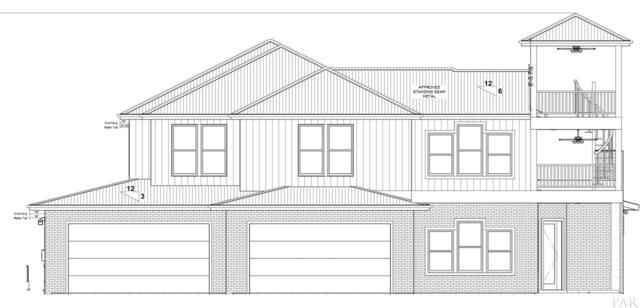 122 Shoreline Dr, Gulf Breeze, FL 32561 (MLS #550133) :: ResortQuest Real Estate