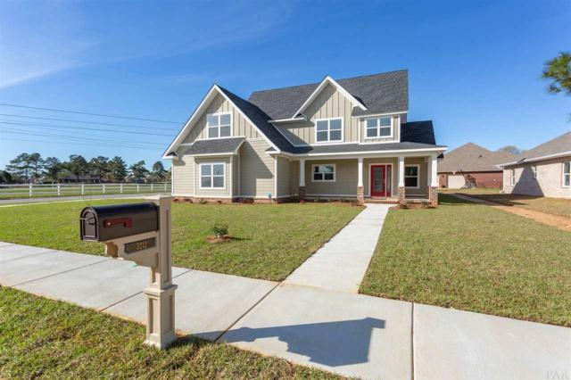 3212 Southfork Dr, Milton, FL 32571 (MLS #550304) :: ResortQuest Real Estate